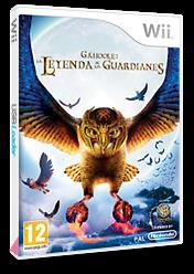 Ga'Hoole: La Leyenda de los Guardianes Wii cover (R9GPWR)