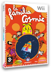 La Familia Cosmic Wii cover (RCFP41)