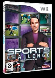 Sports Challenge: Desafío Deportivo Wii cover (RCKPGN)