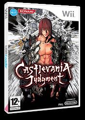 Castlevania Judgement Wii cover (RDGPA4)