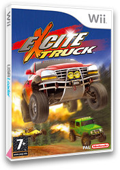 Excite Truck Wii cover (REXP01)