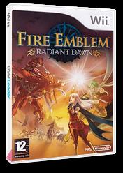 Fire Emblem: Radiant Dawn Wii cover (RFEP01)