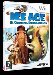 Ice Age 3: El Origen de los Dinosaurios Wii cover (RIAP52)