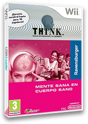 Think: Sigue Entrenando tu Cerebro Wii cover (RJ9XML)