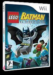 LEGO Batman: El Videojuego Wii cover (RLBPWR)