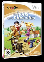 Mi Hotel para Mascotas Wii cover (RMNPFR)