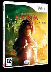 Las Crónicas de Narnia: El Príncipe Caspian Wii cover (RNNX4Q)