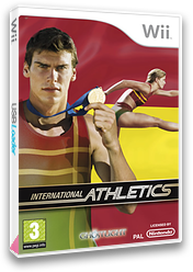 International Athletics Wii cover (RR8PUJ)