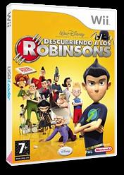 Descubriendo a los Robinsons Wii cover (RRSX4Q)