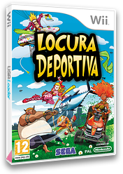 Locura Deportiva Wii cover (RTIP8P)