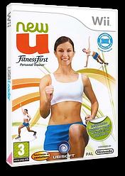 NewU Fitness First Personal Trainer Wii cover (RU4X41)