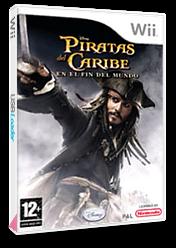 Los Piratas del Caribe: En el Fin del Mundo Wii cover (RW3P4Q)