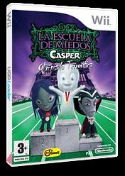 La Escuela de Miedos de Casper: Olimpiada Terrorífica Wii cover (RX4PMT)