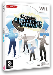 Dancing Stage: Hottest Party Wii cover (RXSPA4)