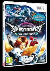 Spectrobes: Orígenes Wii cover (RXXP4Q)
