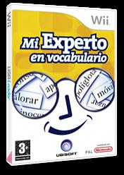 Mi Experto en Vocabulario Wii cover (RZYP41)