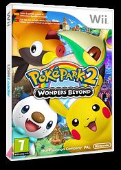 PokéPark 2:Wonders Beyond Wii cover (S2LP01)