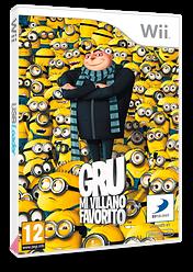 Gru, Mi Villano Favorito Wii cover (SDMPAF)