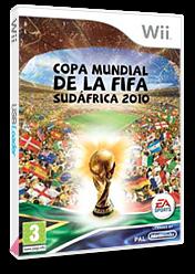 Copa Mundial de la FIFA Sudáfrica 2010 Wii cover (SFWP69)