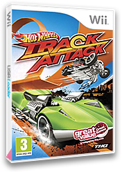 Hot Wheels:Track Attack Wii cover (SHVP78)
