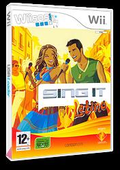 Sing It: Latino CUSTOM cover (SILP4Q)