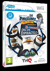 Los Pingüinos de Madagascar: El Regreso Del Dr. Espiráculo Wii cover (SP8P78)