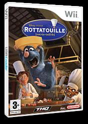Rottatouille Wii cover (RLWW78)