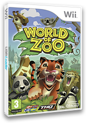 World of Zoo Wii cover (RZOP78)
