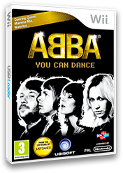 ABBA: You Can Dance Wii cover (S2EP41)
