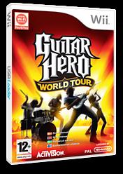 Guitar Hero: World Tour Wii cover (SXAP52)