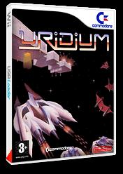 Uridium pochette VC-C64 (C99P)