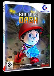 Boulder Dash pochette VC-C64 (C9HP)