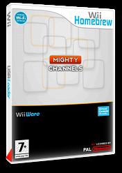 Mighty Channels pochette Homebrew (DMGA)