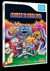 Ghost'n Goblins pochette VC-Arcade (E54P)