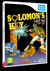 Solomon's Key pochette VC-Arcade (E6NP)