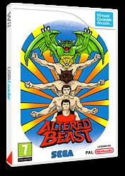 Altered Beast pochette VC-Arcade (E6XP)