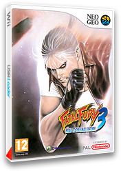 Fatal Fury 3:Road To The Final Victory pochette VC-NEOGEO (EA5P)