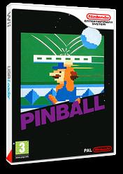 Pinball pochette VC-NES (FACP)