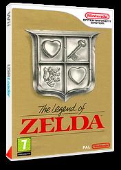 The Legend of Zelda pochette VC-NES (FAKP)