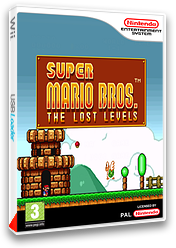 Super Mario Bros. : The Lost Levels pochette VC-NES (FB2L)