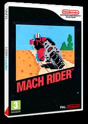 Mach Rider pochette VC-NES (FBBP)