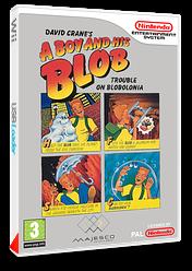 A Boy and His Blob : Trouble on Blobolonia pochette VC-NES (FFEP)