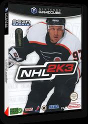 NHL 2K3 pochette GameCube (G2KP8P)