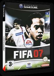 FIFA 07 pochette GameCube (G4FF69)