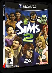 Les Sims 2 pochette GameCube (G4ZP69)