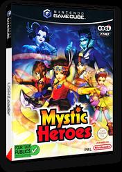 Mystic Heroes pochette GameCube (GBHFC8)