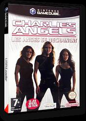 Charlie's Angels: Les Anges se Déchaînent pochette GameCube (GCGP41)