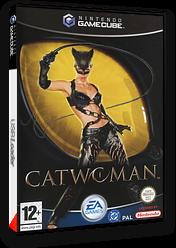 Catwoman pochette GameCube (GCZP69)