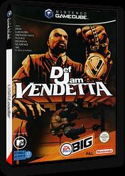 Def Jam Vendetta pochette GameCube (GDTP69)