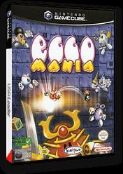 Eggo Mania pochette GameCube (GEMP7F)